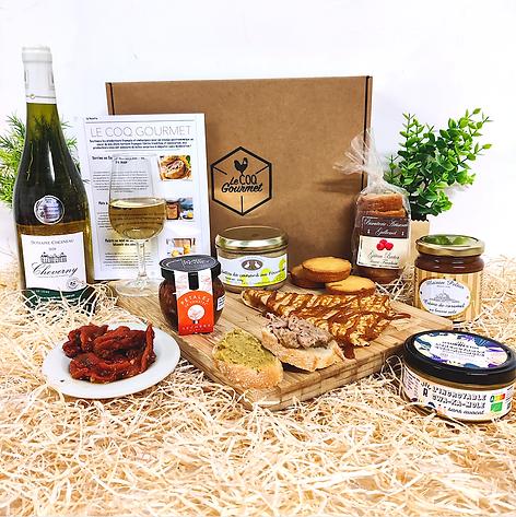 La Box Gastronomie de Juillet