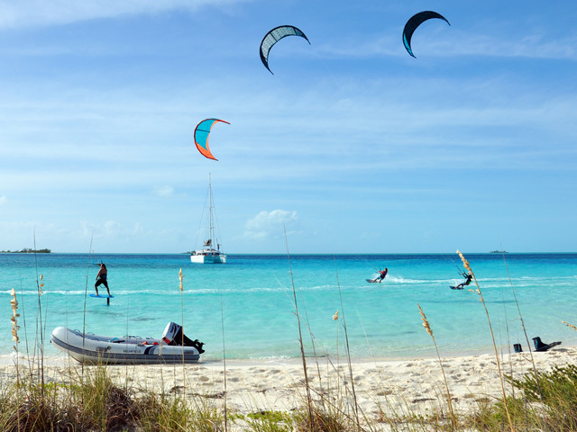The Bahamas Kite Cruise with Airush Kiteboarding