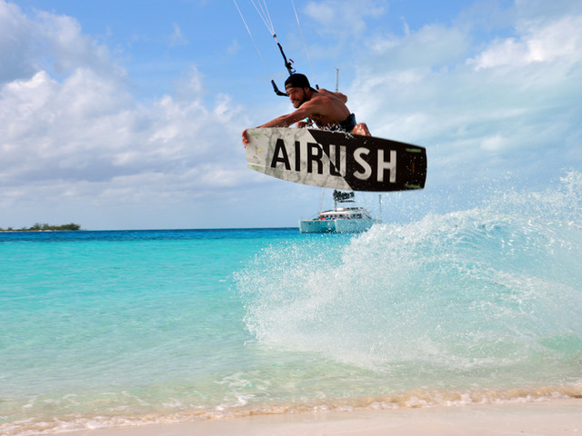 Oswald Smith Airush Athlete