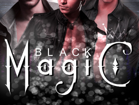 Preorder: Black Magic (Siring an Heir, Book Three)