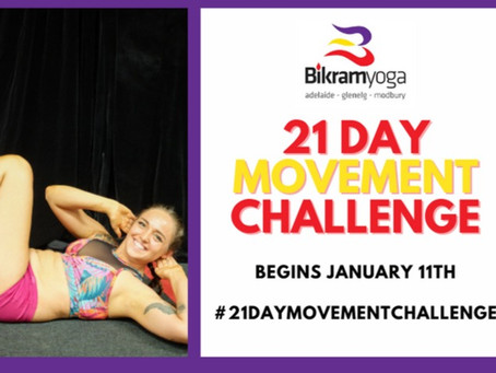 21 Day Movement Challenge