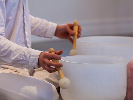 Healing Crystal Bowl Sound Meditation