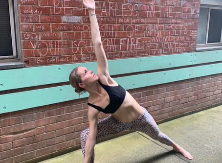 Beginner's Yoga Workshop with Shannon