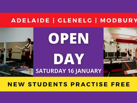 Open Day - Bikram Yoga Adelaide | Glenelg | Modbury