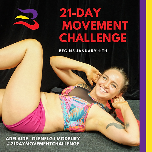 21 Day Movement Challenge