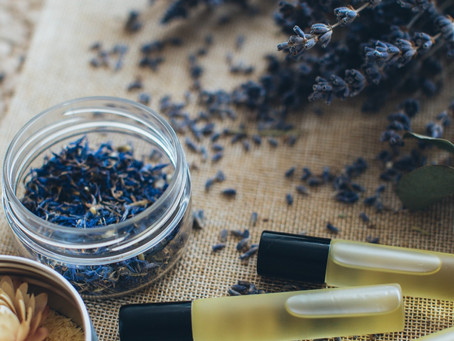 Essential Oils & Meditation Workshop