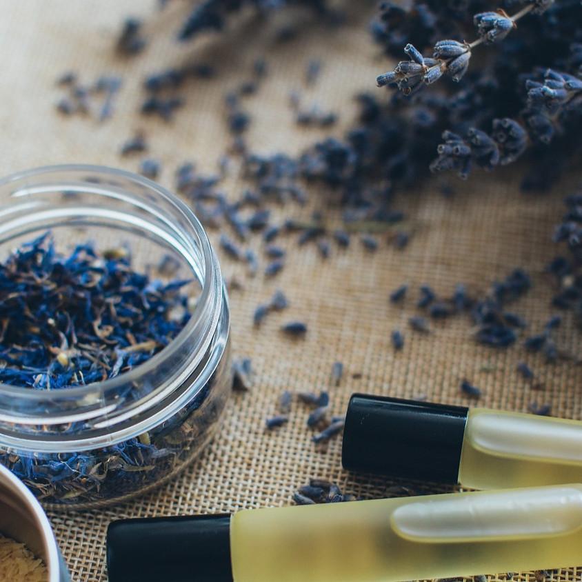 Essential Oils & Meditation Workshop