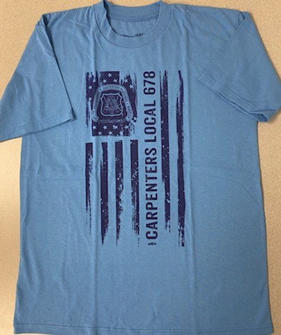 Blue Flag T-Shirt Front.jpg