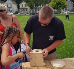 2018 August Kids Build Picture VanNatta,