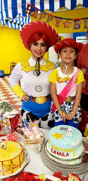 Toy Cowgirl
