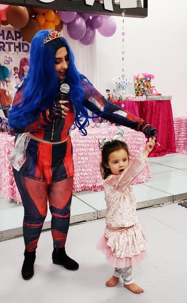 Evil Queen's Daughter