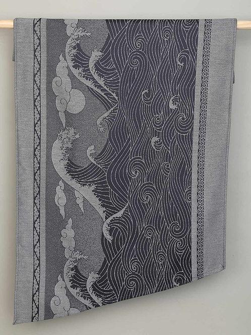 Okinami Haar Fabric