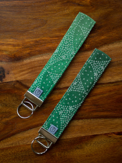 Starry Night Shine Jacquard Keyring