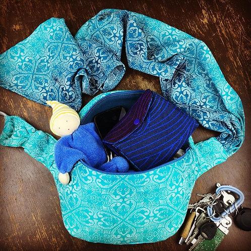 Victoriana Opaque Hip Bag