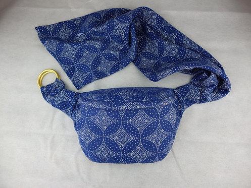 Starry Night Nebula Hip Bag