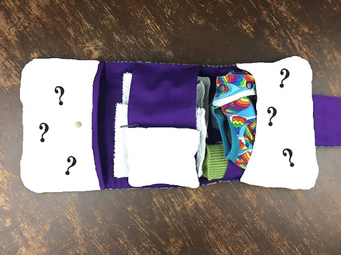 Diaper Bag Custom-Made