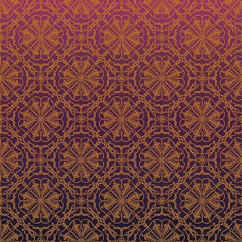 Lothlórien Aldalómë 1m Fabric Pieces