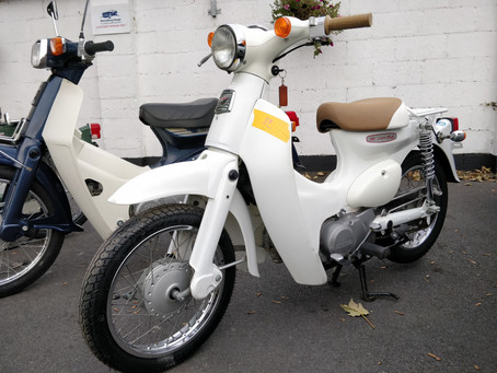 Cant find the right Honda C50? Well you will now!
