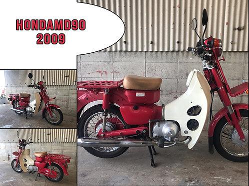 2009 Honda MD90 DLX