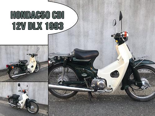 1993 Honda C50 CDI 12V DLX '93