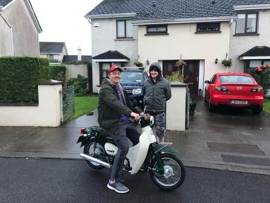 Mark O'Donoghue Little Cub 50 Green 2005