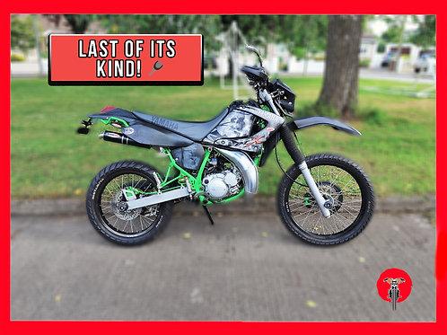 2004 Yamaha DT 125X