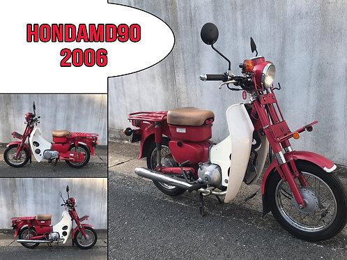 2006 Honda MD90