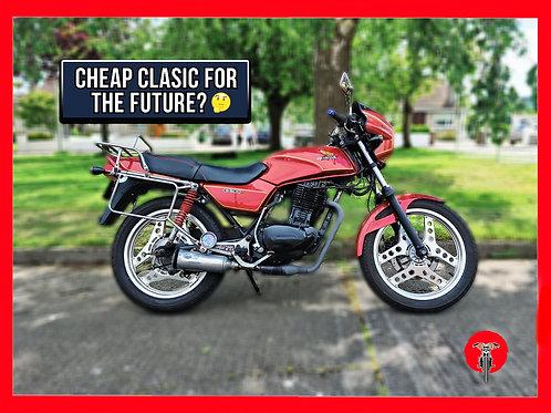 1983 Honda CB500RS