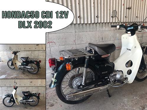 2002 Honda C50 CDI 12V DLX '02