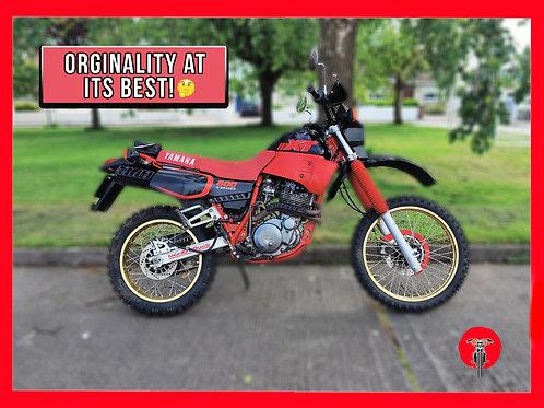 1988 Yamaha XT600