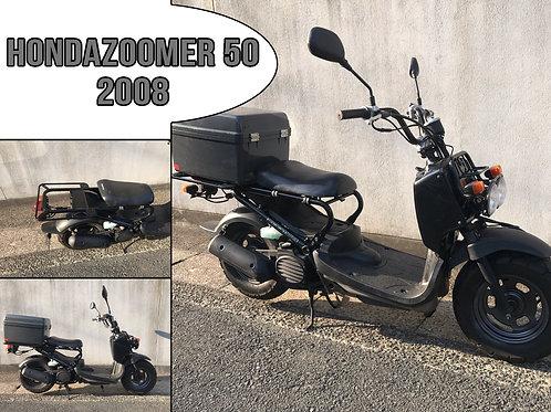 2008 Honda Zoomer 50 W/ EXT
