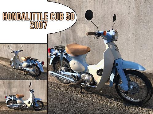 2007 Honda Little Cub 50