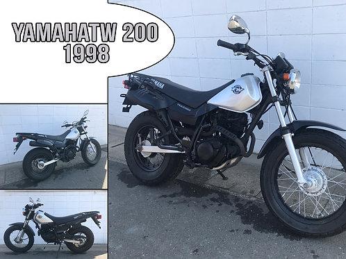 1998 Yamaha TW 200