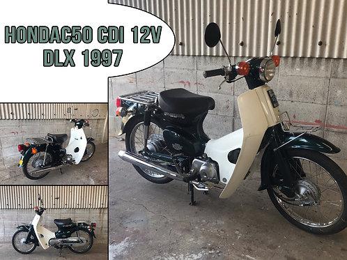1997 Honda C50 CDI 12V DLX '97