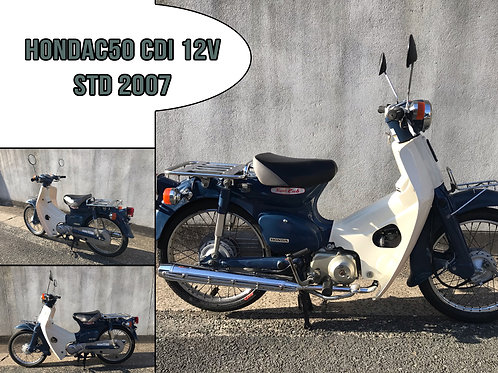 2007 Honda C50 CDI 12V STD '07