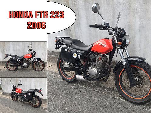 2006 Honda FTR 223