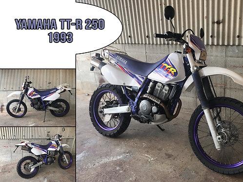 1993 Yamaha TT-R 250