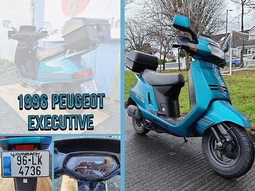 1996 Peugeot Executive 125