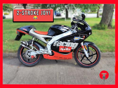 2003 Aprilia RS50