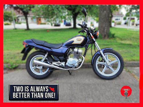 2002 Honda CB250 Twin