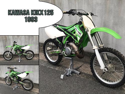 1993 Kawasaki KX125