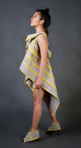 MICA Benefit Fashion Show Designer Margaret Garrison