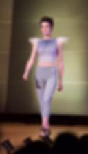 Benefit Fashion Show MICA Margaret Garrison