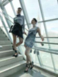 Margaret Garrison Fashion Design MICA Benefit Fashion Show