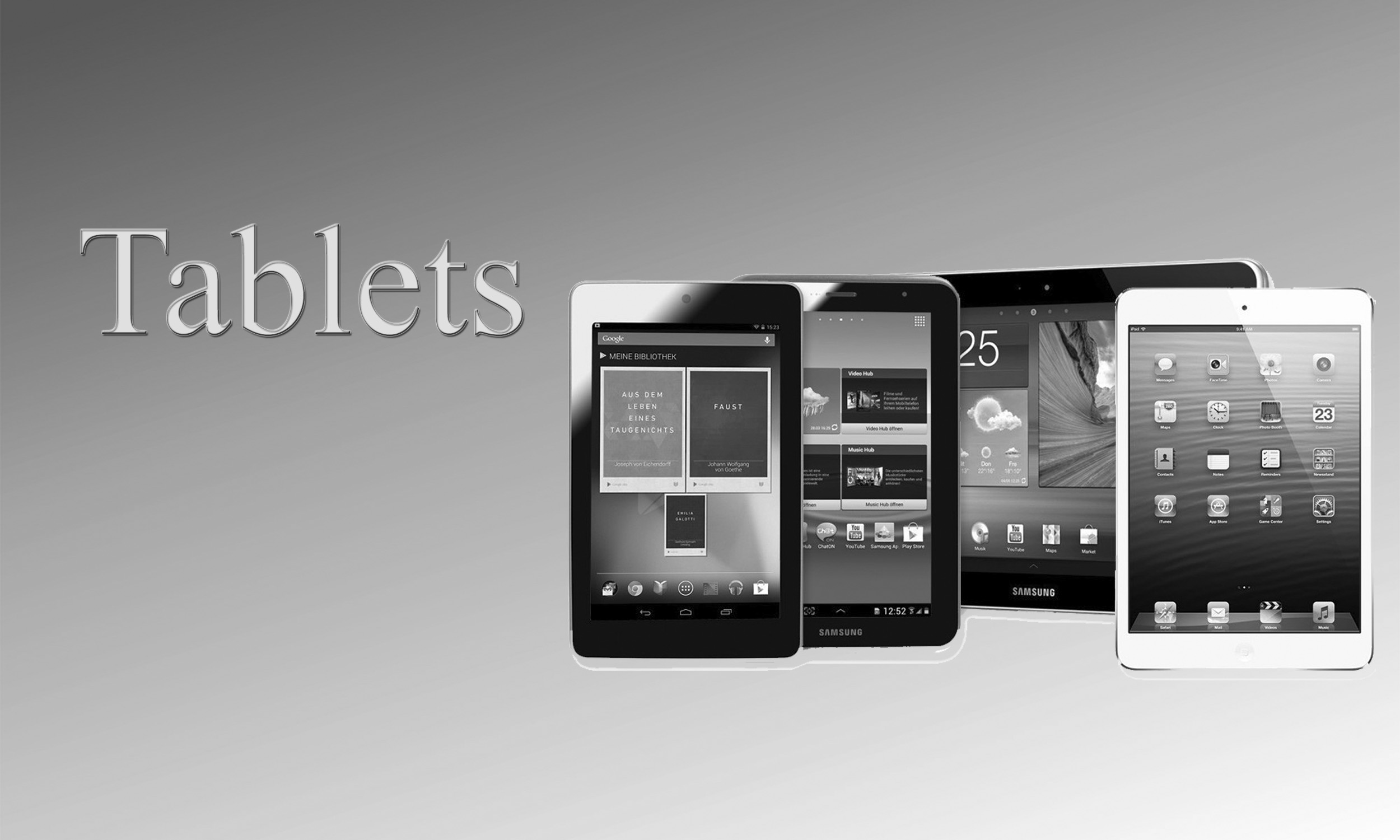 tablets Slideshow 1