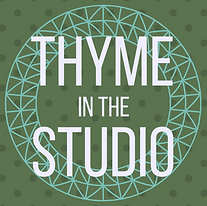 Thyme in the Studio logo.PNG