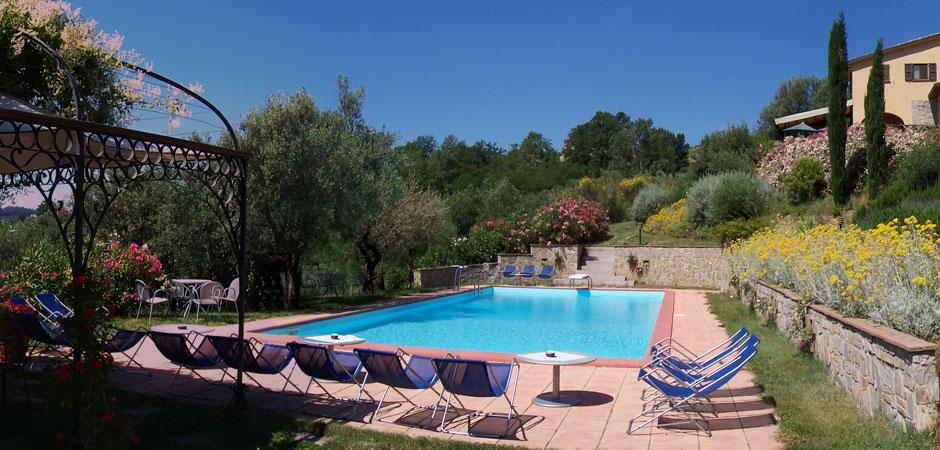 San Felicissimo Agriturismo: piscina