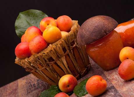 Agriturismo con prodotti biologici