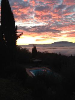 Sunrise at San Felicissimo