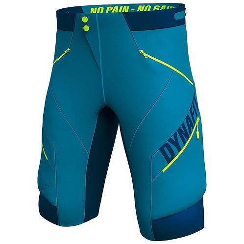 Ride Dynastretch Shorts Herren mykonos blue